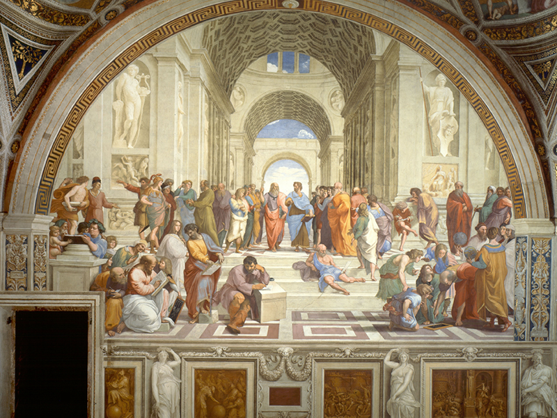 The School of Athens – Raphael